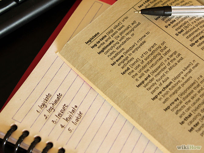 Phương pháp học từ vựng tiếng Anh hiệu quả