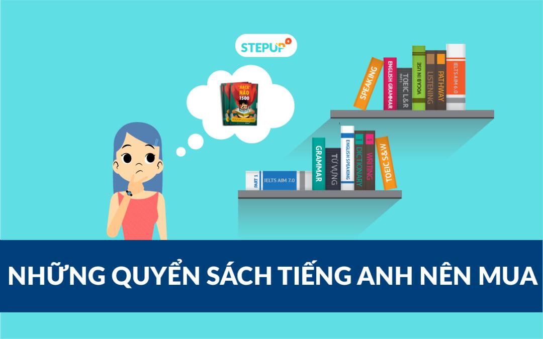 Những quyển sách tiếng Anh nên mua: Phương pháp học từ vựng tiếng Anh cho người mất gốc