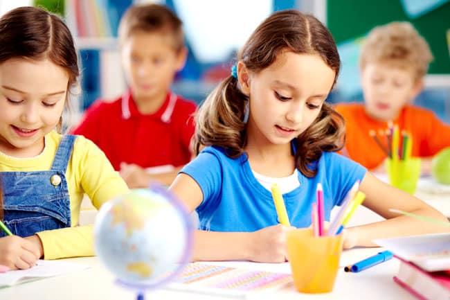 Học từ vựng Tiếng Anh lớp 3