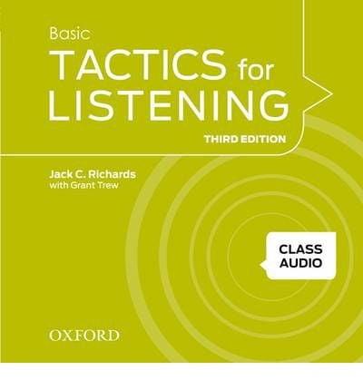 Sách luyện nghe tiếng Anh cơ bản