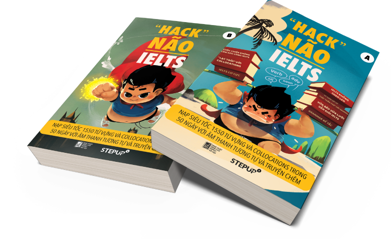 cách tải sách Hack não IELTS pdf miễn phí