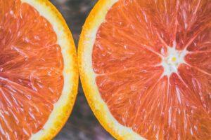 màu cam trong tiếng anh