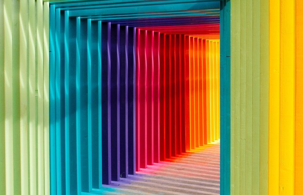 Màu sắc tiếng Anh: Từ vựng bảng màu trong tiếng Anh