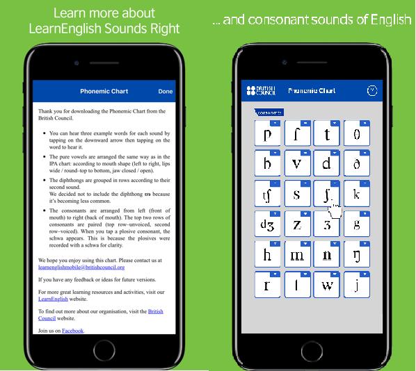 Phần mềm phát âm tiếng Anh chuẩn