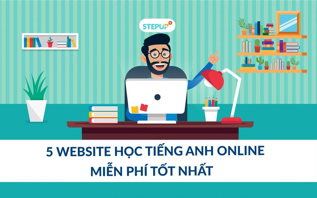 5 trang web học tiếng Anh online miễn phí tốt nhất bạn không thể bỏ qua
