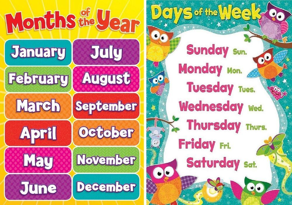 Cách viết các tháng trong tiếng Anh
