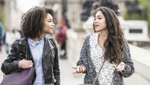 Học đàm thoại tiếng Anh với người nước ngoài