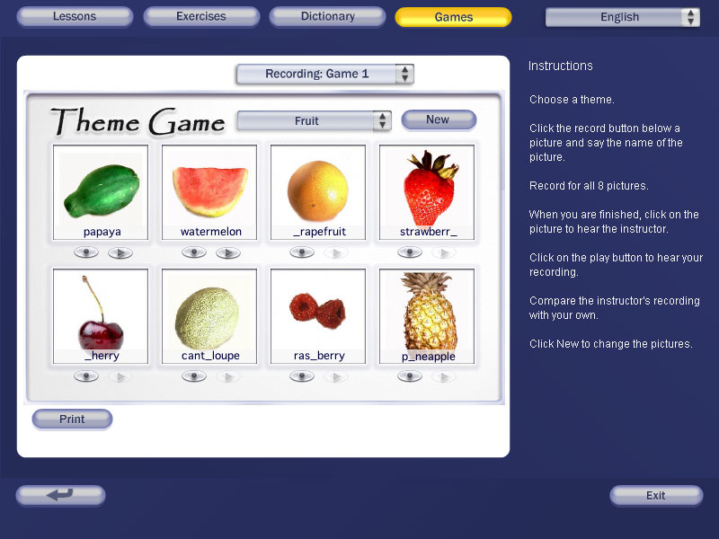 Phần mềm luyện phát âm tiếng Anh