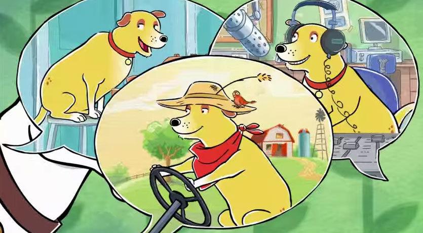 Phim hoạt hình phụ đề tiếng Anh