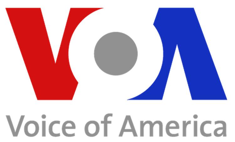 Trang web VOA - Voice of America