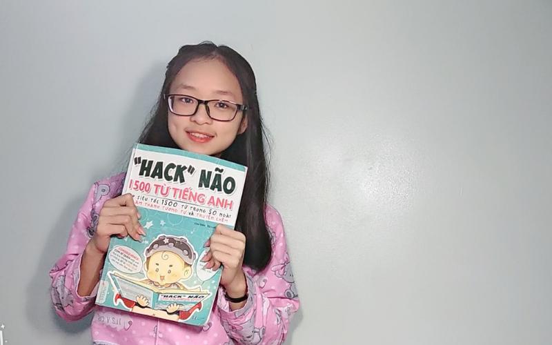 Tự tin lên cấp 3 với tiếng Anh cực đỉnh cùng sách Hack Não