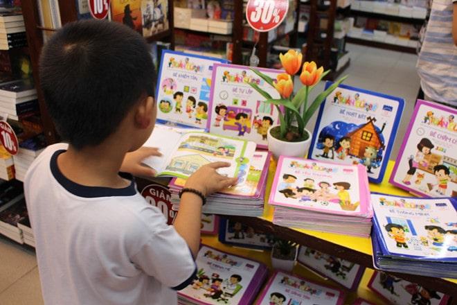 Sách tiếng Anh cho bé