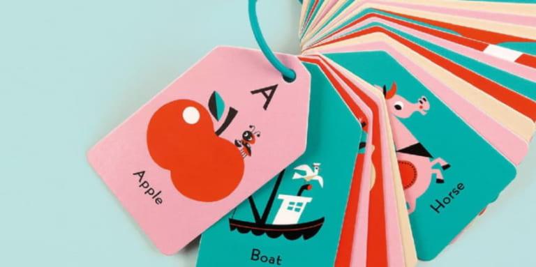 Học từ vựng tiếng Anh qua flashcard