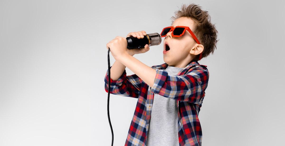 Nhạc tiếng Anh cho trẻ em