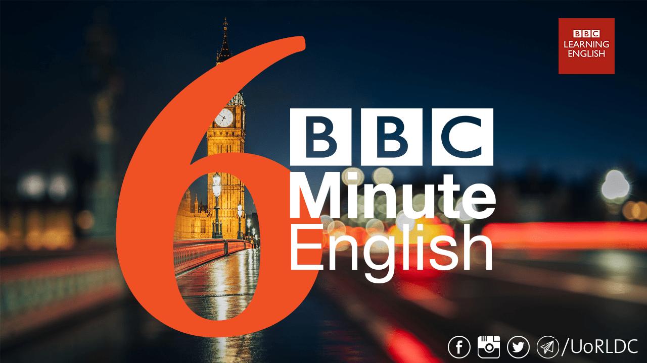 Phần mềm 6 minutes English