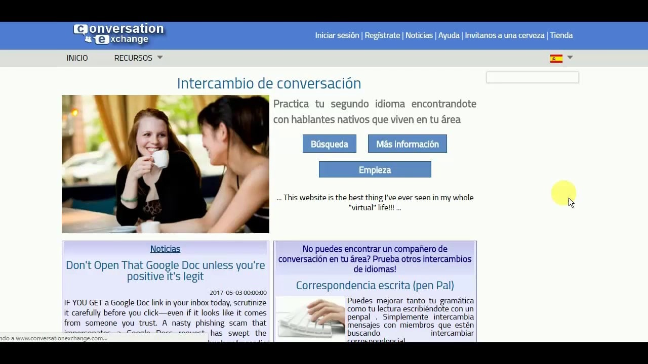 Converstation learning