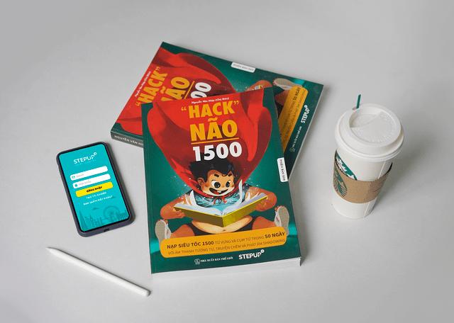 Cuốn sách Hack Não 1500