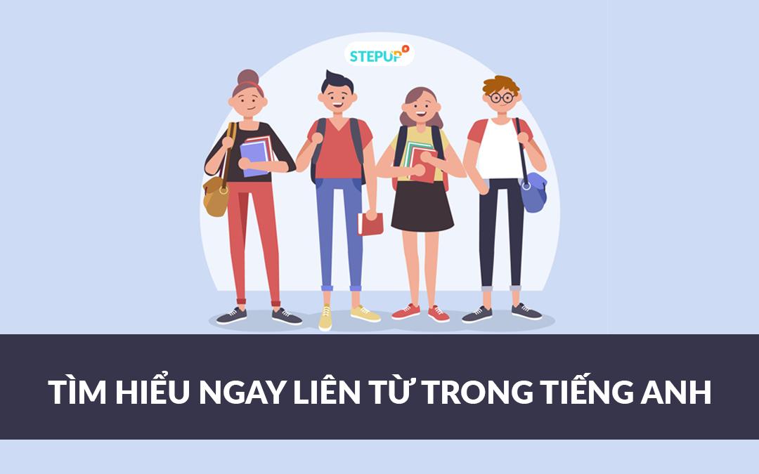 Học ngay các liên từ trong tiếng Anh chi tiết nhất