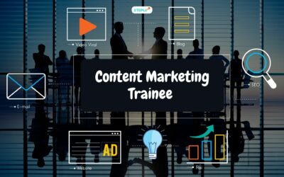 Content Marketing Trainee