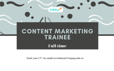 Content Marketing Trainee