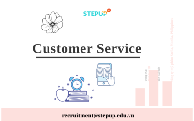 Customer Service (Learning Support)