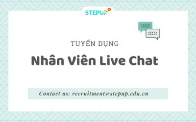 Nhân Viên Live Chat