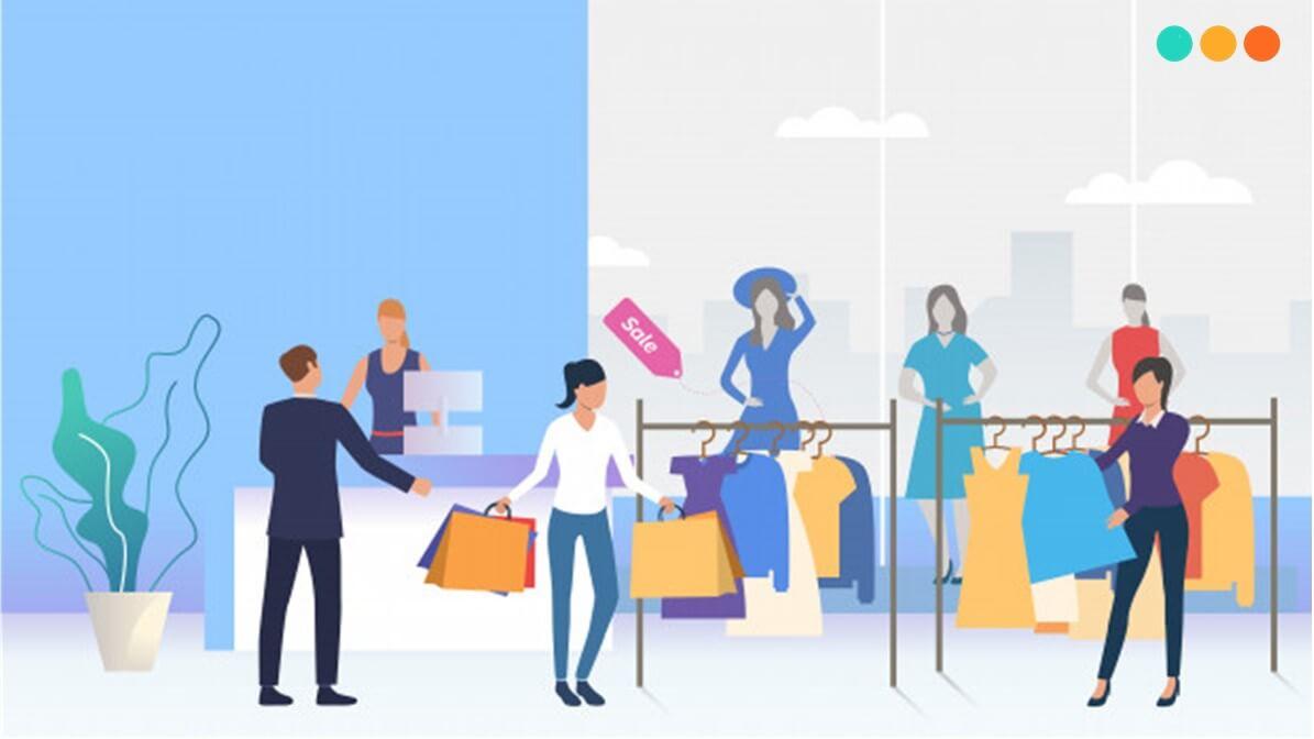 Từ vựng tiếng Anh về mua sắm