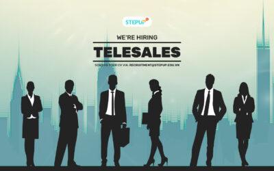 Nhân viên telesales (Fulltime/Parttime)