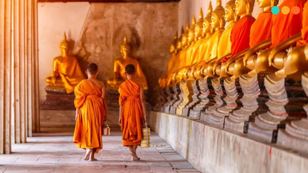 ừ vựng tiếng Anh về Phật Giáo