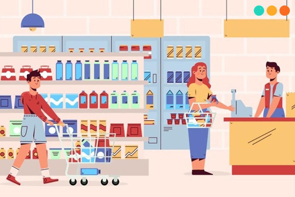 tiếng anh giao tiếp trong siêu thị 1