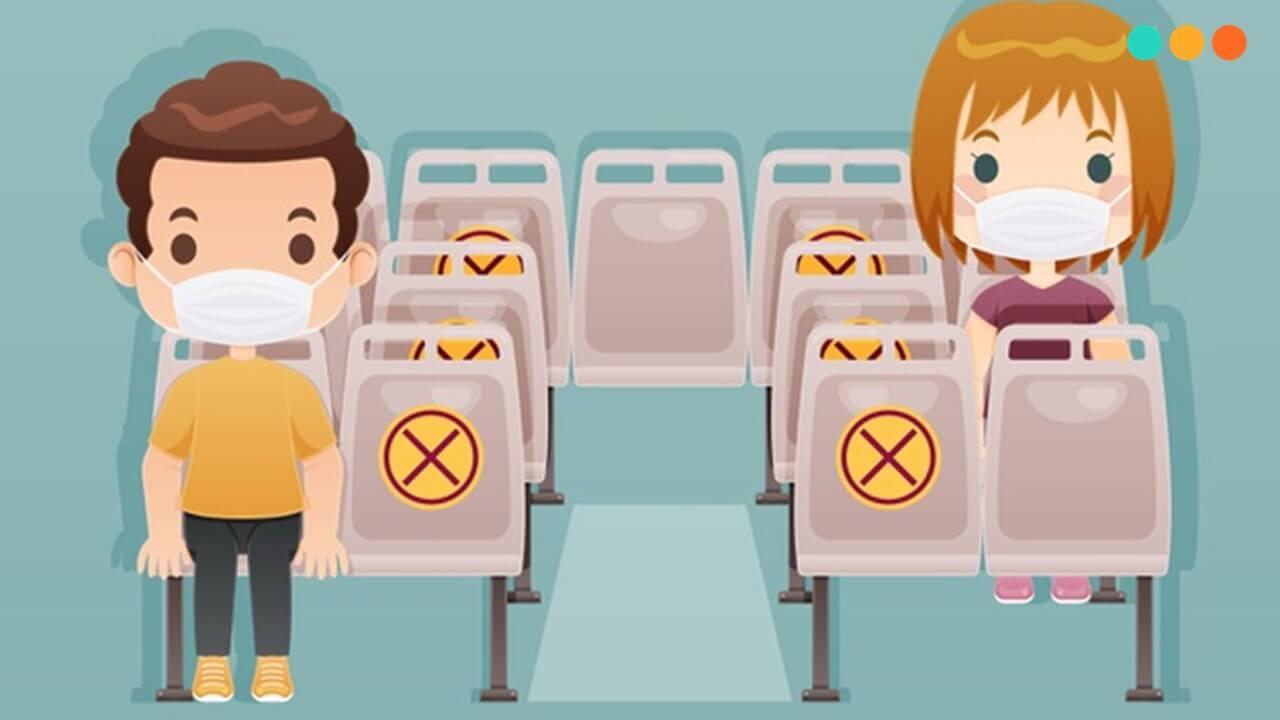 Câu nói nhân viên xe bus dử dụng trong giao tiếp