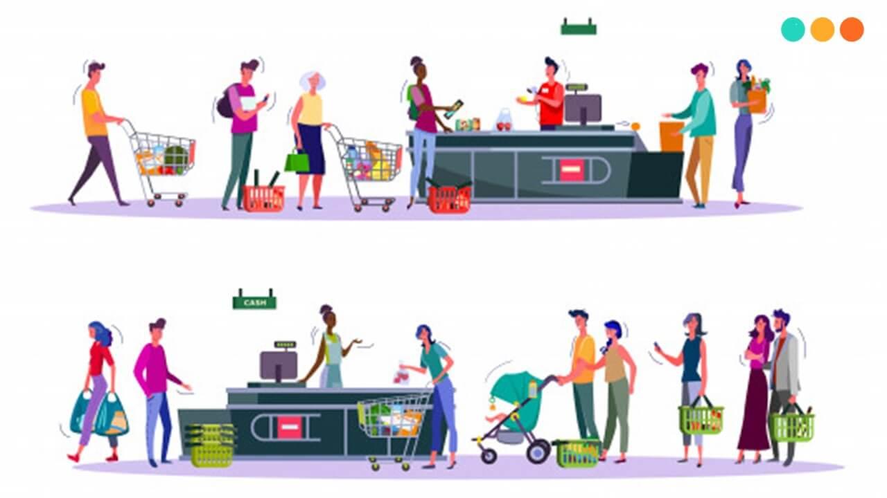 Cumjt ừ vựng tiếng Anh trong siêu thị