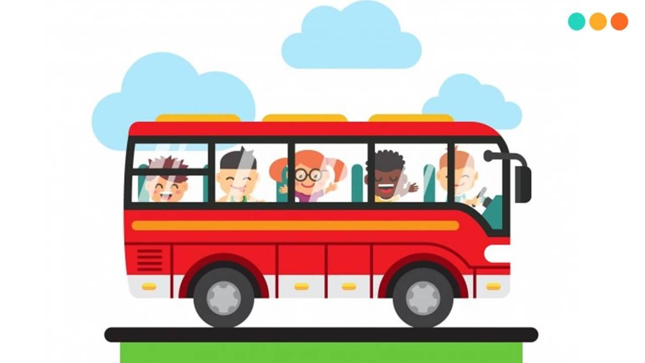 Đoạn hội thoại tiếng anh giao tiếp trên xe bus