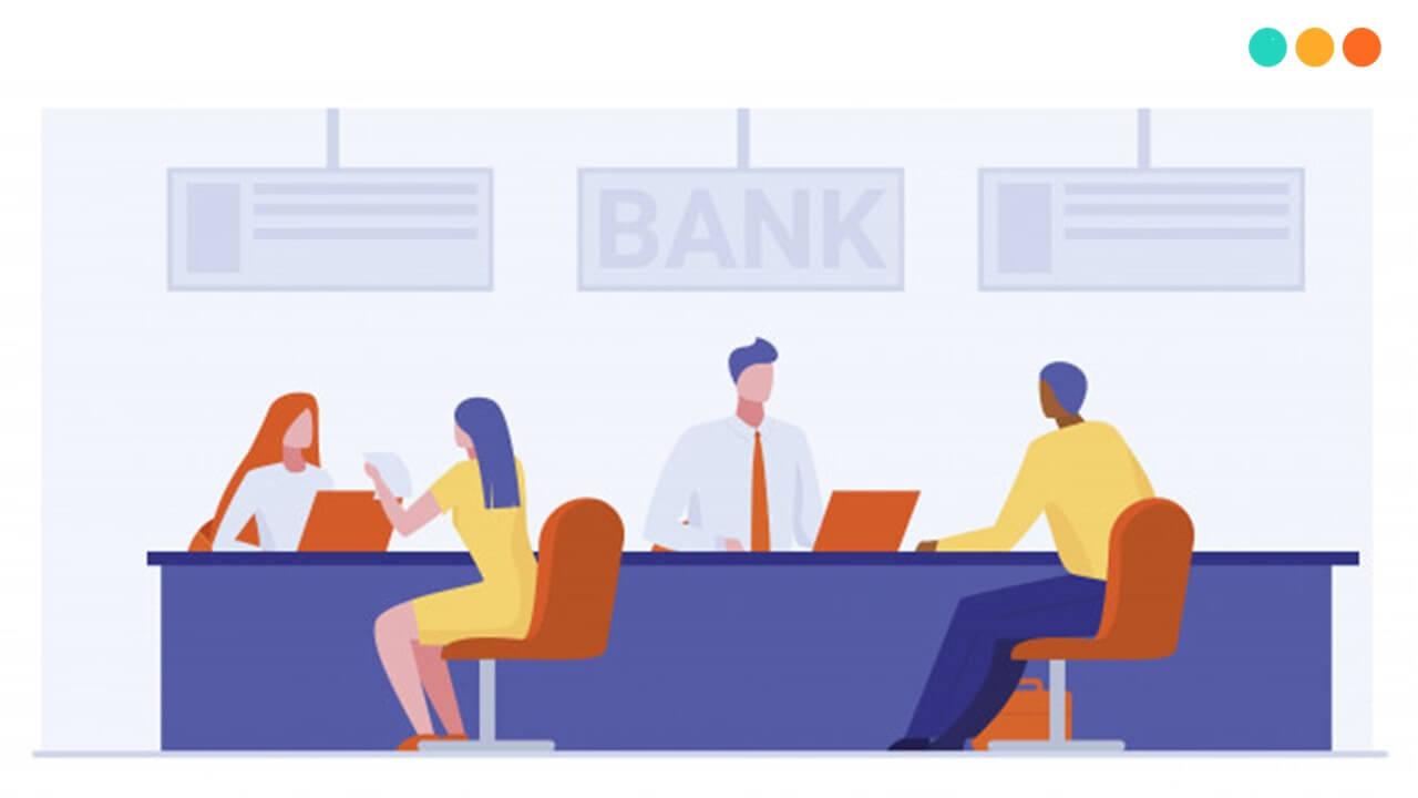 đoạn hội thoại tiếng Anh ngân hàng
