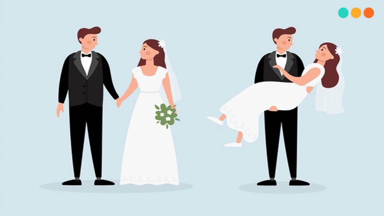 Mẫu câu nói về tình trạng hôn nhân bằng tiếng Anh