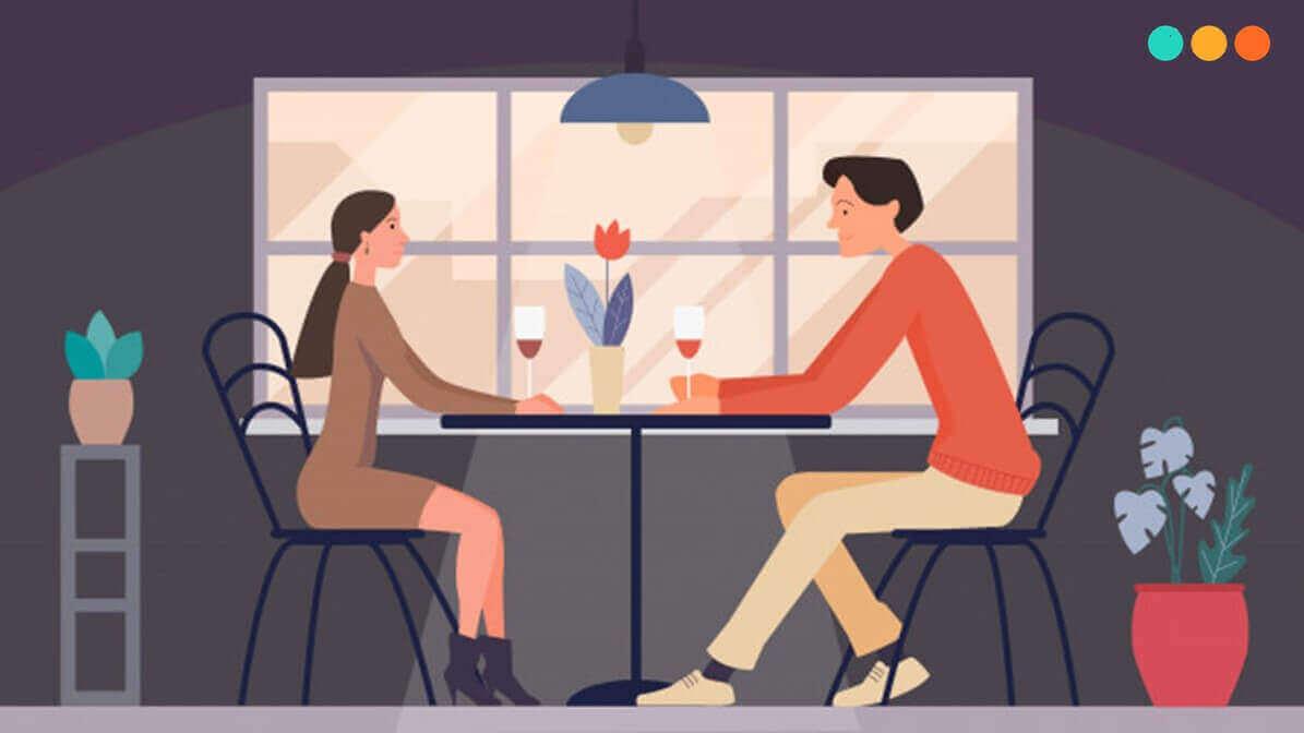 hẹn hò nói về tình trạng hôn nhân trong tiếng Anh