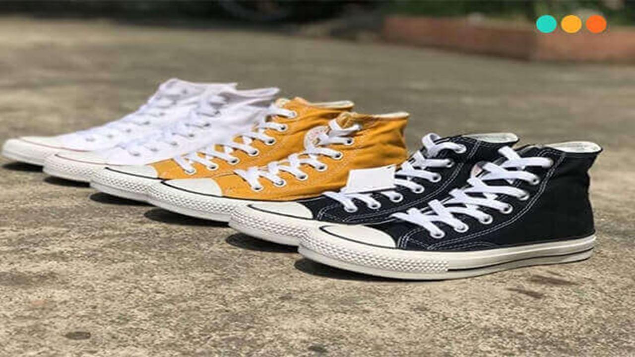 Từ vựng nói về các bộ phận của giày dép