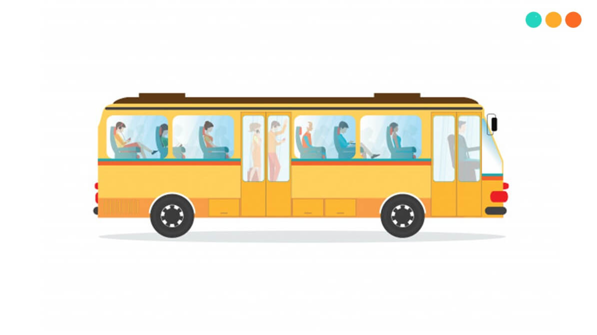 Từ vựng tiếng Anh giao tiếp trên xe bus
