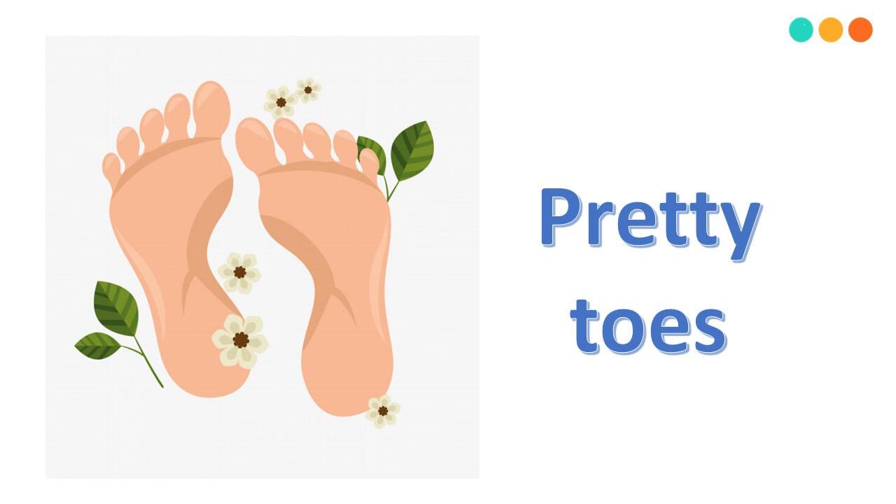 Từ vựng tiếng Anh về bộ phận chân của cơ thể người