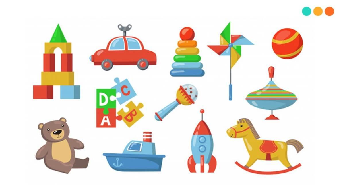Từ vựng tiếng Anh về đồ chơi
