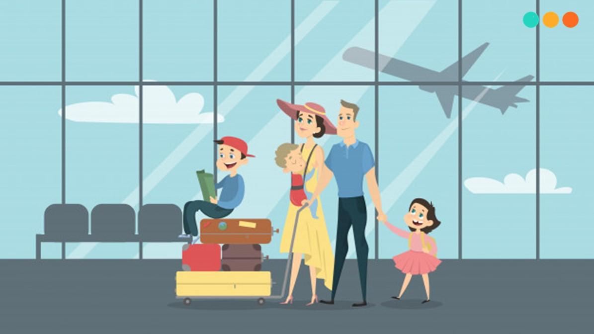 Từ vựng tiếng Anh về sân bay
