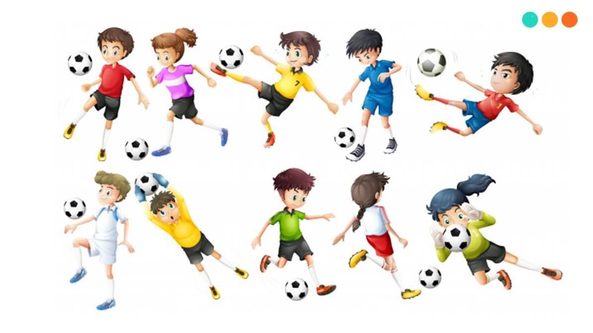 Từ vựng về bóng đá trong tiếng Anh