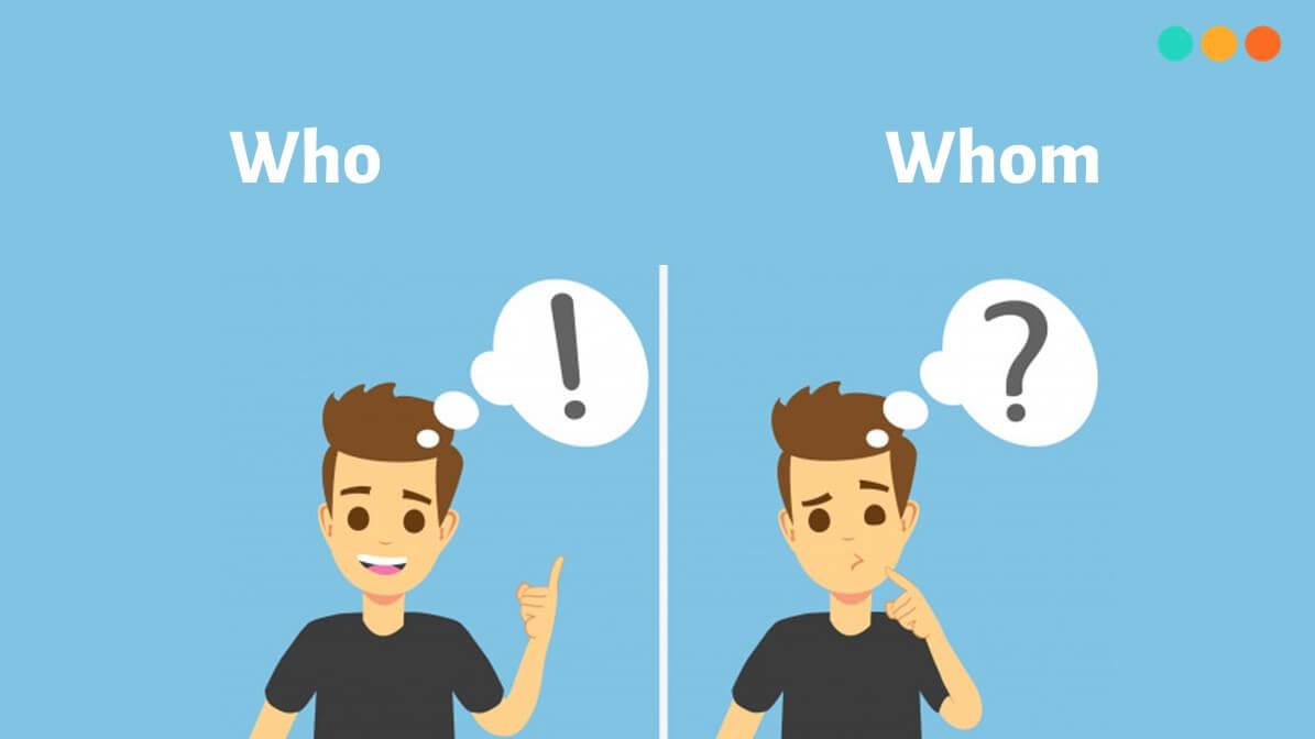 whose và who