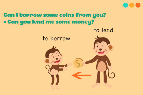 borrow và lend