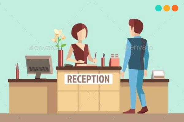 Mẫu câu tiếng Anh giao tiếp khách sạn dành cho khách