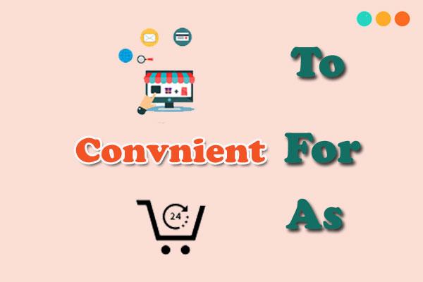 Cách sử dụng convenient