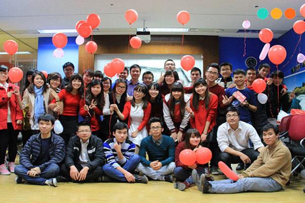 Câu lạc bộ tiếng Anh GLN English Club