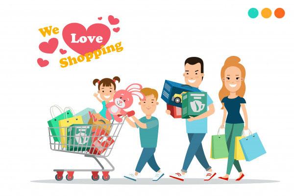 Những trích dẫn về mua sắm