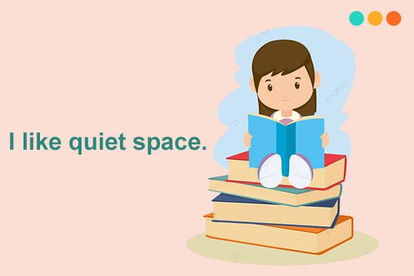 quiet là gì