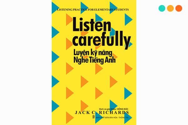 sách luyện nghe tiếng Anh